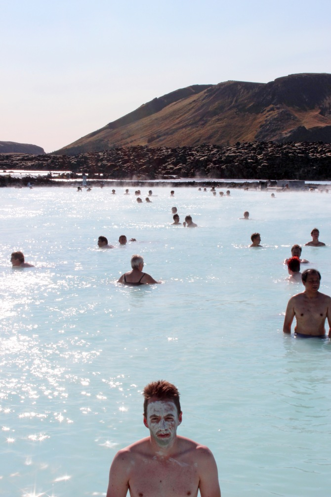 First look at the Blue Lagoon