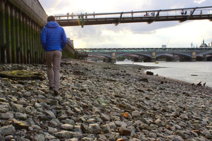 Walking the Thames