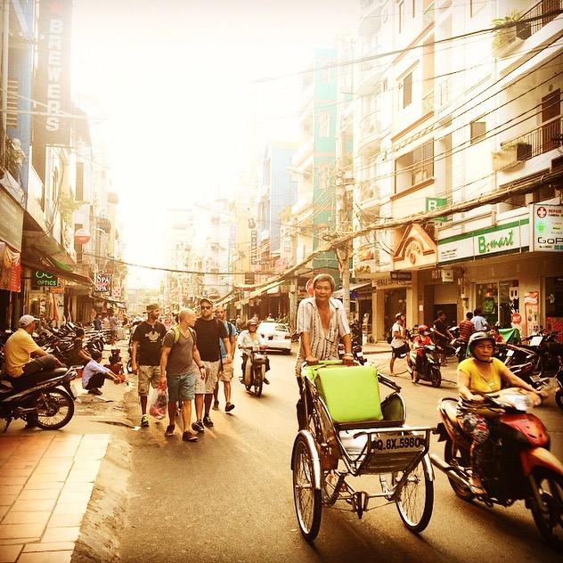 Crazy Saigon