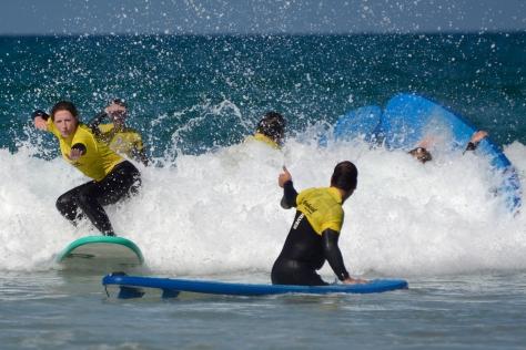 Portugal (c/o Baleal Surf Camp)
