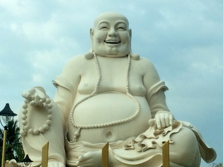 Keep smiling, Mekong Delta, Vietnam